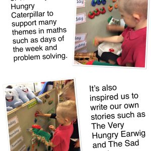 activities about the very hungry caterpillar